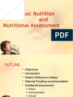 3. Nutritional Assesment