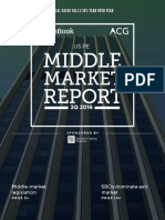 PitchBook 3Q 2016 US PE Middle Market Report