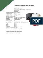 ESPECIFICACIONES TÉCNICAS MOTOR GX270.docx