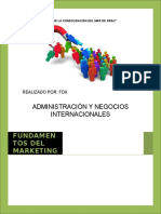 Trabajo Académico de Fundamentos Del Marketing