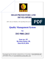 QMS for Shah Promotors & Developers.pdf