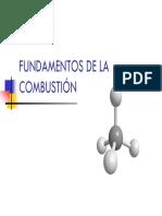 2. Fundamentos de La Combustión- Diego Estrada