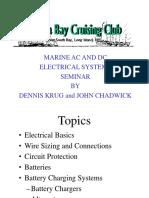 Electrical Presentation SBCC 2016