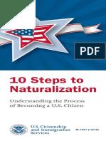 Nautralization Process USCIS
