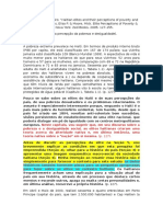 (Fichamento). Thomaz, O. R. Haitian Elites and Their Perceptions of Poverty and of Inequality.