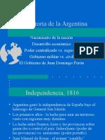 Argent Historia 2014 Final