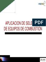 5. Ejer Selección de Equ. Comb. - Ivan Osorio