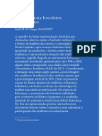 Astronomia Brasileira No Feminino