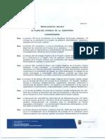 052-2013 Normativa Que Rige Las Actuaciones y Tabla de Honorarios de Los Peritos en Lo Civil, Penal y Afines Dentro de La Función Judicial
