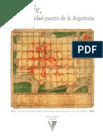 Libro Santa Fe Primera Ciudad Puerto