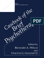 (Applied Clinical Psychology) Richard a. Wells (Auth.), Richard a. Wells, Vincent J. Giannetti (Eds.)-Casebook of the Brief Psychotherapies-Springer US (1993)