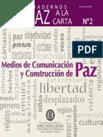 Medios de Comunicación y Construcción de Paz