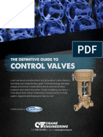 Crane Engieering Guide to Control Valves