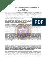 Simbolismos de la pasion de Jesus, Reflexiones sobre los - May8 - Jose N. Garcia, F.R.C.pdf