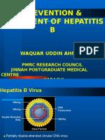 Dr.waquar HBV Presentation