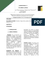 Lab-1-Restistencia, Pandeo de Columnas