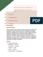 Revisões PORTUGUÊS