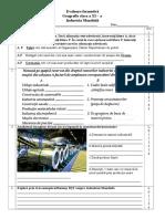 Evaluare Industria Mondială