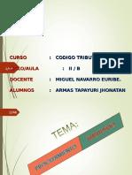 procedimiento tributario