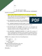6. Jones vs. the Insular Government 6 PHIL 122