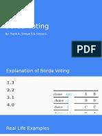 borda voting slides - bell 5