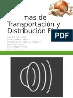 Sistemas de Transportación y Distribución Física