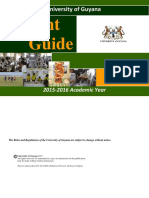 Student Guide 2015-2016 Academic Year