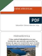 s.gomez centrales electricas distintos tipos