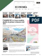 8Complejo de La Oroya Tendría Dueño en Primer Trimestre Del 2017 _ Peru _ Economía _ El Comercio Peru