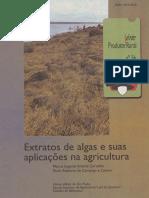 Estratos de Alga e Suas Aplicações Na Agricultura