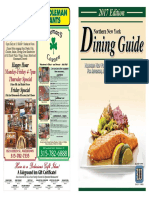 2017 NNY Dining Guide
