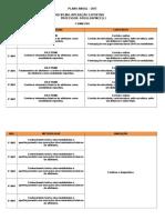 Plano Anual Int Esportiva 2017
