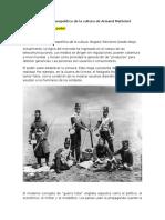 Apuntes de Geopolítica de La Cultura de Armand Mattelart