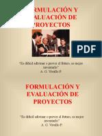 Formulacion y Evaluacin de Proyectos 1227594514588913 8.Ppt