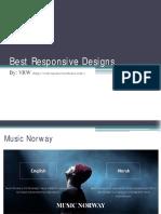 Responsive Sample Web
