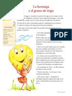 La hormiga y el grano de trigo.pdf
