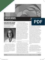 SWSM Newsletter