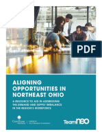 Aligning opportunities in Northeast Ohio