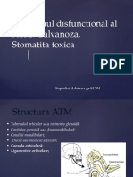 Sindromul Disfunctional Al ATM. Septelici