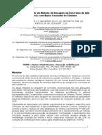 Desenvolvimento de Um Método de Dosagem de Concretos de Alta Resistência Com Baixo Consumo de Cimento - CREMONINI