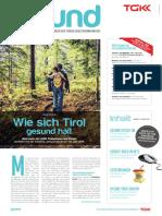 Magazin Gsund TGKK 1603