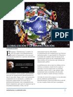 Globalización y La Administración