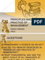 Fundamentals of Management1