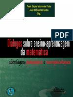 Diálogos Sobre EnsinoAprendizagem de Matemática