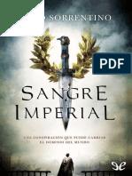 Sorrentino, Fabio - Sangre Imperial [26162] (r1.0)