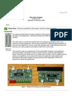 LED Audio VU Meter