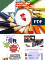 Diagnóstico Educacion PERU