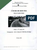 Cours de Routes 1