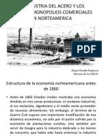 Unidad 6 La Industria y Los Grandes Monopolios - Diana Giraldo