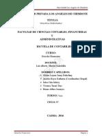 Monografia i Unidad Derecho Laboral